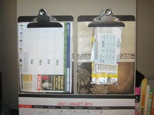 theelmlife_kitchencommandcentre_personalizedclipboards