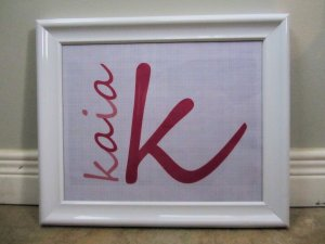 theelmlife_DIY_nameart_kaia
