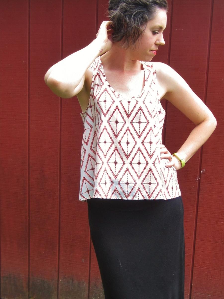 OOTD: Maxi Skirt