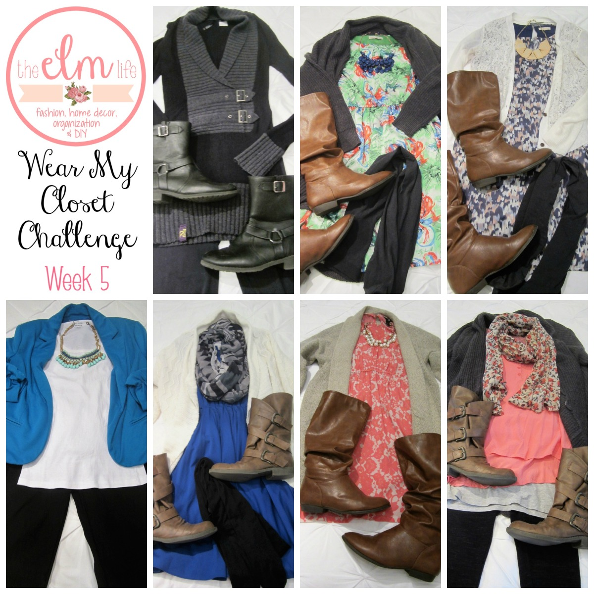 Wear My Closet Challenge - Week 5