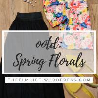 OOTD: Spring Florals